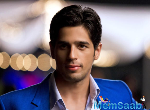 These days Sidharth busy with 'Kapoor and Sons' Promotions, and lately he has wrapped the schedule of Baar Baar Dekho.