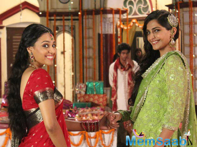 Sonam Kapoor and Swara have worked together in Aanand L Rai's Raanjhanaa and superstar Salman Khan-starrer Prem Ratan Dhan Payo.