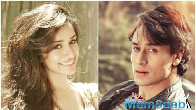 This is the first time that Shraddha Kapoor  has been paired opposite the 'Heropanti' actor.