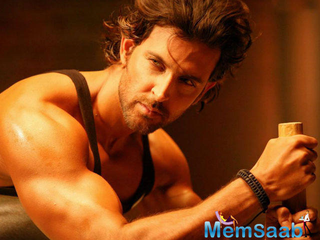 This image was posted on Facebook by Hrithik Roshan, Has Hrithik Roshan finally given his Nod for Hindi remake of Rambo?