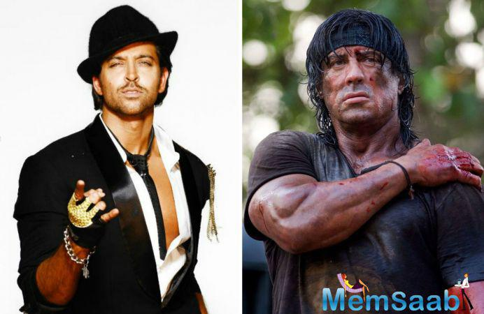 But now sources working on the project have confirmed that it is indeed Hrithik who will play the desi version of iconic character John Rambo.