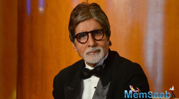 The 73-year-old-star Amitabh said that the title of the film has not been decided yet, but will be
