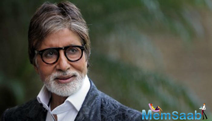 Amitabh Bachchan has revealed that the title of the Shoojit Sircar-produced film, which he is shooting in the national capital is not Eve, contrary to reports