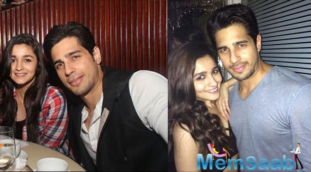 Alia Bhatt and Sidharth have mostly been tight-lipped about their exact equation and whether or not there's any truth to all those dating rumours, in a recent interview