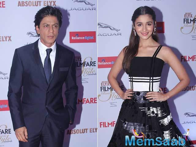 """Recollecting first shot with him, Alia Bhatt said, """"I couldn't see my face in the shot as my back was to the camera. I was nervous. I won't lie"""