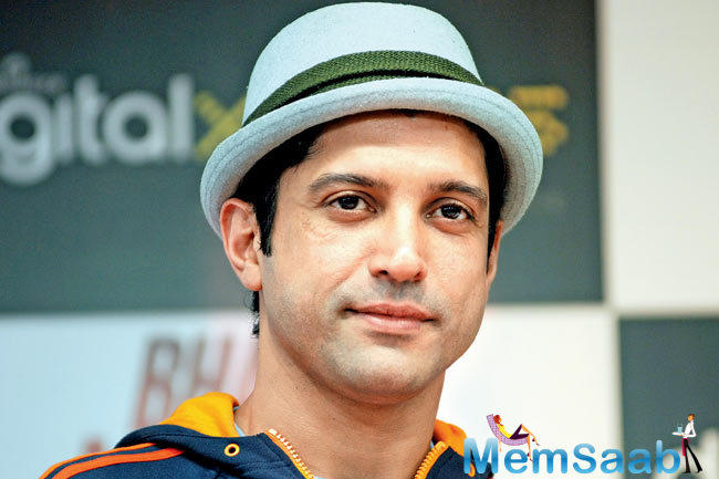 Farhan Akhtar, who has recently in the news for his alleged links up with Kalki and Aditi, said Rock On 2 is a completely new level.