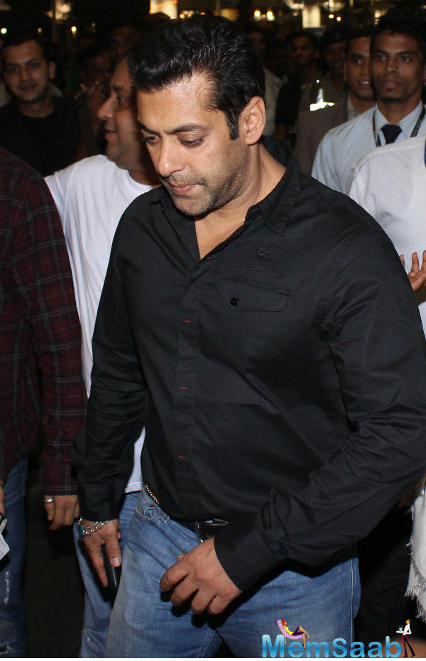 Khan and his co-stars have been accused of hunting three Chinkaras and a Blackbuck while shooting for the film Hum Saath Saath Hain near Jodhpur in 1998.
