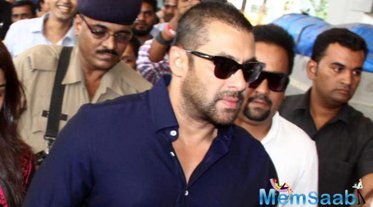 Salman Khan will come along on the court on Thursday in Jodhpur , in connection with a 17-year-old Arms Act case against him.