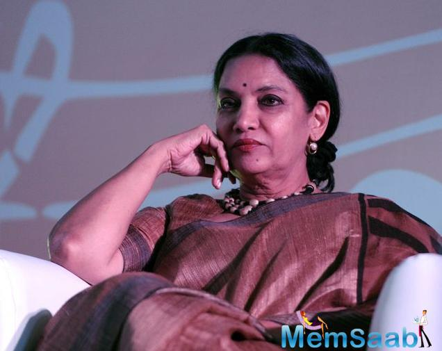 Veteran star Shabana Azmi is one woman who doesn't mince words and she voiced her opinions at the launch of Women Of Worth campaign.