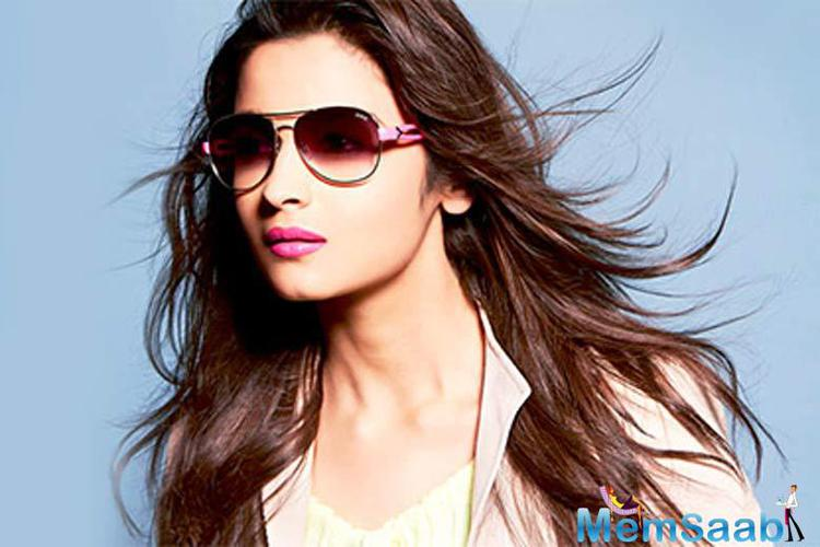 But  when we caught up with Alia and asked her about it, the actress has something entirely different to say.