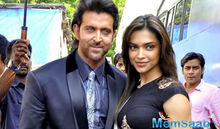 On the other hand, rumours were rife that leggy lass Deepika Padukone will star opposite Hrithik Roshan in the romantic film 'Aashiqui 3'.
