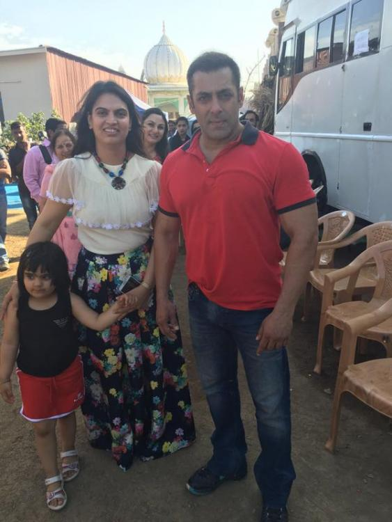Salman Khan has already been training extensively in mixed martial arts and wrestling to prepare for his role.