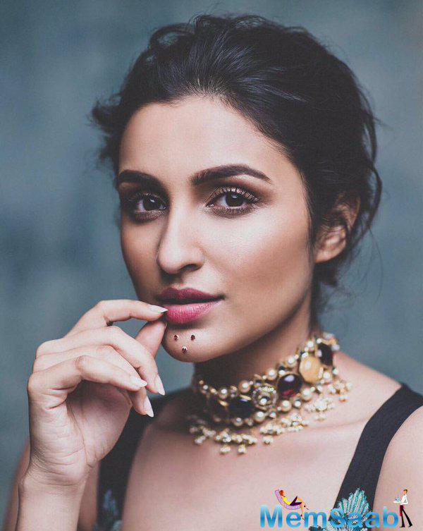 Haryana girl Parineeti added, 'For me it's truly an honour to be associated with something as prestigious as this.