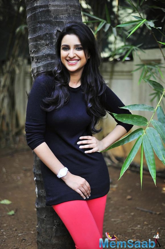Parineeti Chopra, who is the brand ambassador of 'Beti Bachao-Beti Padhao' campaign  said, she is proud of Haryana's sex ratio getting better.