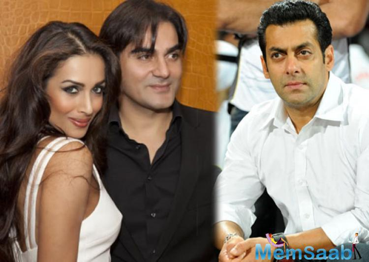 It's said that Malaika has also informed Salman Khan and the whole family that she has been taking care of their son Arhaan. She has also been paying his school tuition fees.