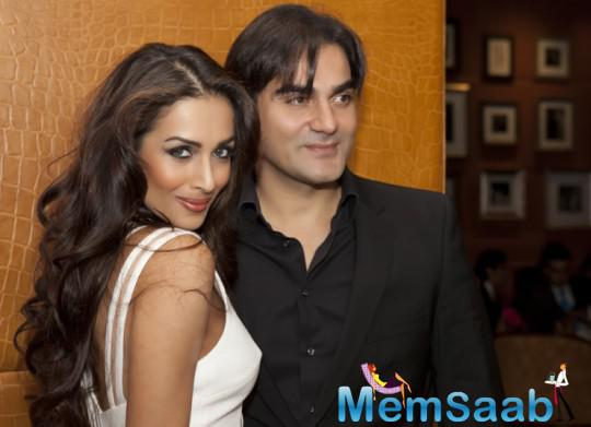 There were reports that say Arbaaz has been trying to patch up with Malaika and the two were even spotted at Power Couple's finale.