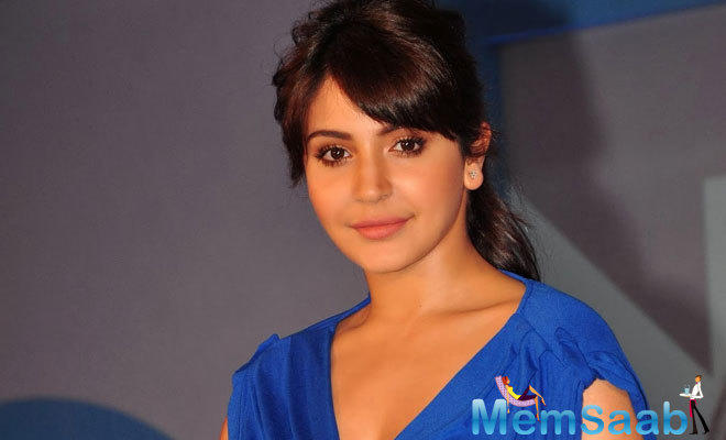 Anushka Sharma who underwent rigorous training for six weeks for her role as a wrestler for her forthcoming film Sultan has finally started putting her skills to test on the film sets.