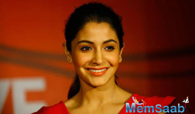 Reportedly, Anushka Sharma had a shoulder injury while shooting for an action sequence.