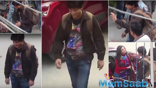 After watching the trailer, it was rightly proved why Shah Rukh Khan starred film 'Fan' is termed as 'thriller' drama.