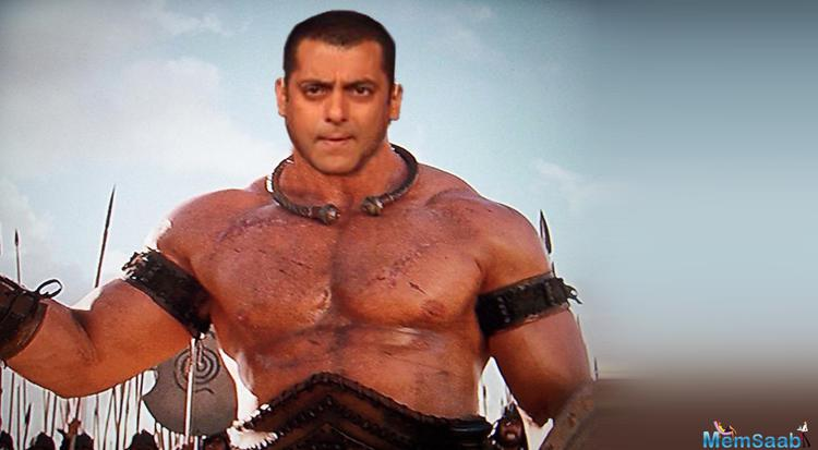 Besides Sultan, Salman Khan is also part of a few other projects and his dates are blocked till 2017.