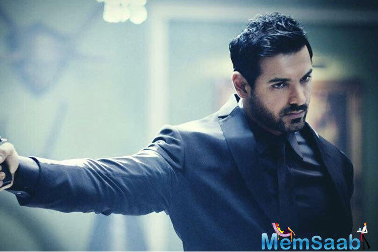 'The Action is definitely my favourite genre in movies, and I have myself pulled off a few stunts in some of my films, including Rocky Handsome,' added John.