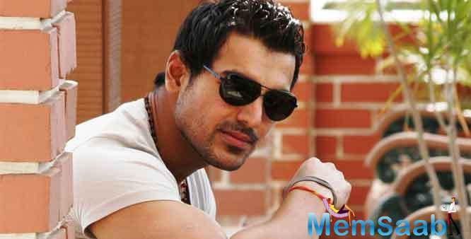 John Abraham will next appear in an intense action avatar in the upcoming film, Rocky Handsome.