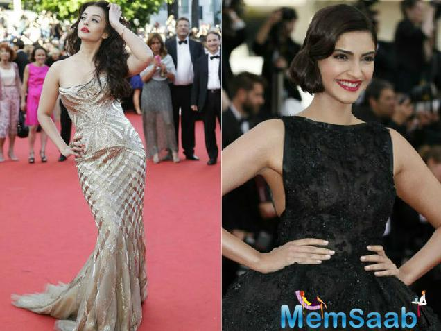 Aishwarya, who has been plumping a popular jewellery brand for the past three years, has now been replaced by Sonam Kapoor.