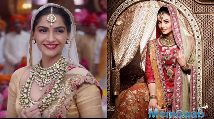 A few years ago, a major tiff sparked between the ladies when a cosmetic brand announced Sonam as their new co-ambassador.