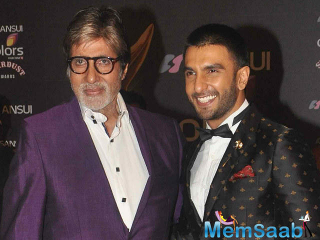 """The """"Band Baaja Baaraat"""" actor, with his flexible dancing moves, will be grooving to multiple songs that have defined Big B over four-decade-long career in Hindi films."""
