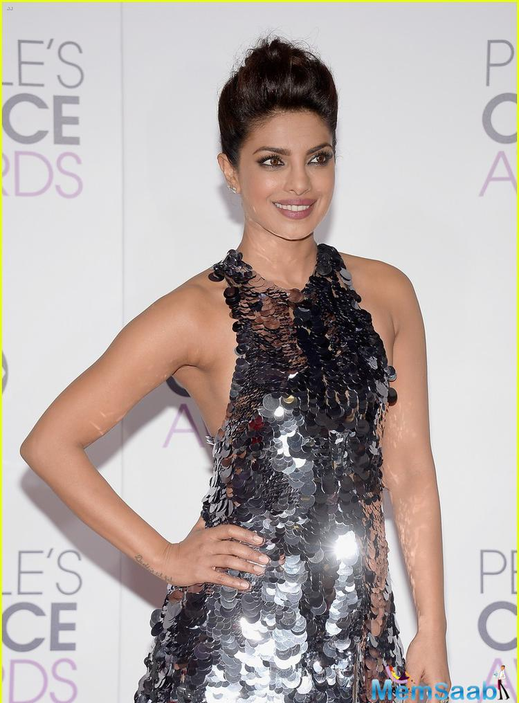 Priyanka Chopra, who will soon be seen on Baywatch, said  I've got used to people knowing me outside India.