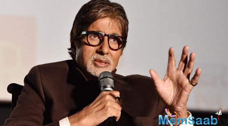 Bollywood megastar Amitabh Bachchan will sing the National Anthem at the start of the marquee India-Pakistan World Twenty20 cricket match at the Eden Gardens March 19.
