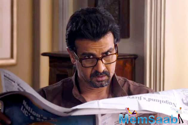 If sources to be believed, TV star Ronit Roy  Bags His First Hollywood Project , The Field.