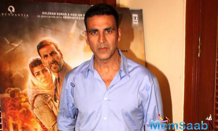 Bollywood action star Akshay, reportedly might star in the biopic of former ATS Chief K. P. Raghuvanshi