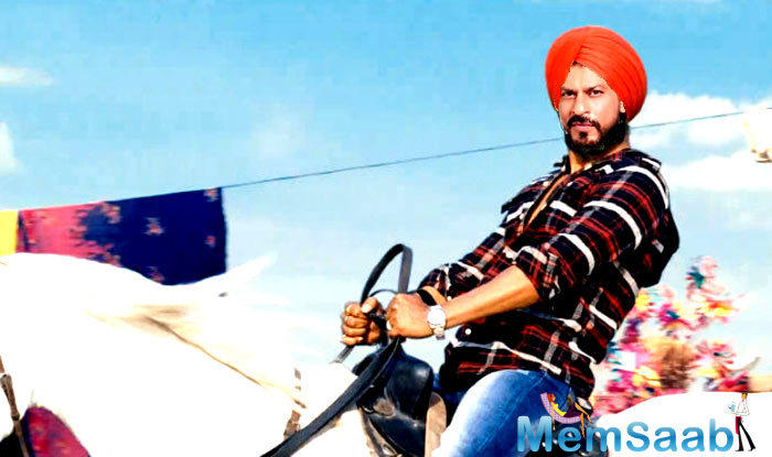 The buzz is that King Khan is all set to portray a character of a Punjabi guy wearing a turban in Imtiaz Ali's next. The film is said to be a comedy-drama flick.