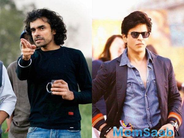 An official declaration of the Imtiaz Ali-SRK project is still awaited, where Imtiaz Ali first time puts his hand on comedy.