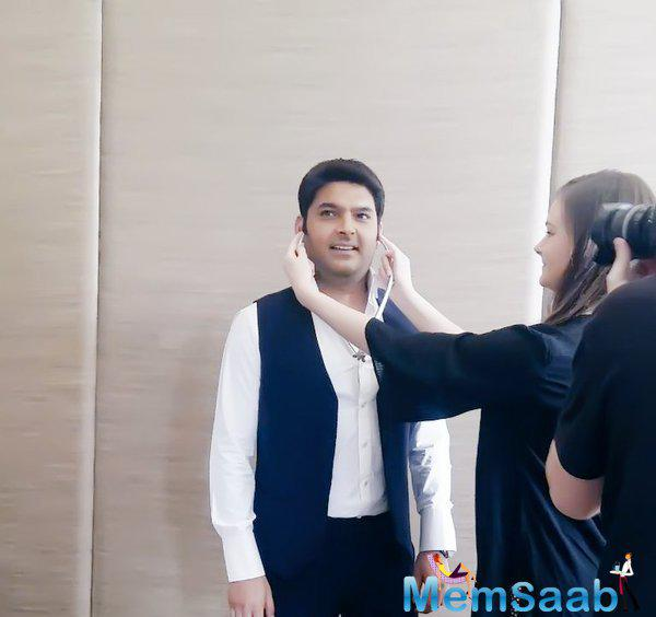 Comedy Badshah Kapil Sharma has added a new feather in his hat, has a wax statue at Madam Tussauds in London.
