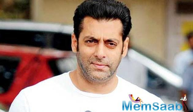 Salman Khan reportedly wants to move away from violent films.