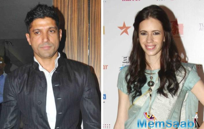 Link-ups and break-ups aren't new to the Bollywood industry. According to the newest buzz, Farhan Akhtar and Kalki Koechlin  are reportedly dating each other.