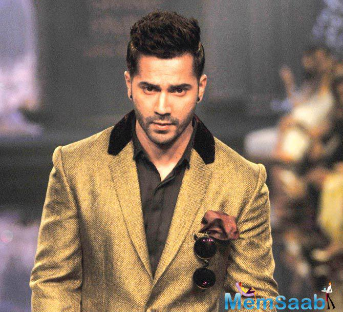 Varun will be soon found out in the sequel of Salman Khan starrer 'Judwaa', which released in 1997.