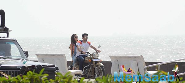 The Shaad Ali film, a remake of Mani Ratnam's Tamil hit OK Kanmani, has already gone on floors.