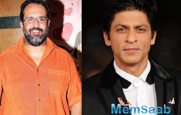 Aanand L Rai has not worked with any Bollywood biggies in past, but now when he has superstar SRK on board for his following project, the filmmaker is thrilled and all geared up for it.
