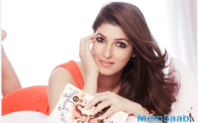Twinkle Khanna  made her acting debut with 1995 film 'Barsaat' and ventured into writing as a regular columnist with two leading dailies.