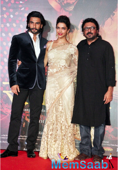 Deepika and Ranveer, who has gained the most stylish Jodi award at TOIFA 2016 recently, reportedly they might work together in Sanjay Leela Bhansali's Next.