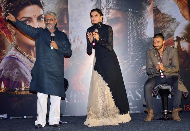 Reportedly, Mr Bhansali has cast Deepika and actor Ranveer Singh in his next film.
