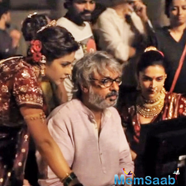 Sanjay Leela Bhansali, who has worked with Deepika and Priyanka in Bajirao Mastani, also praised for their Hollywood project.