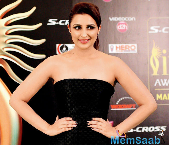 Actress Parineeti Chopra, who is gearing for her next film Meri Pyaari Bindu in which she sings for the first time, said singing runs in her family genes.