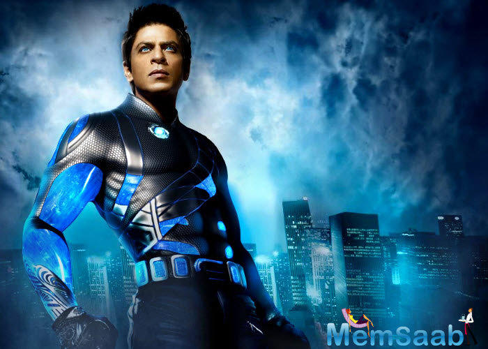 Talking about superhero movies, SRK said Batman is my favourite superhero,   Elaborating on why he likes Batman, he stated, 'Batman is the prince of darkness. He is very real and very honest'.