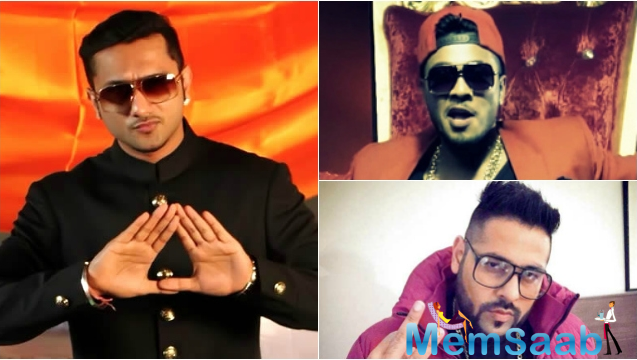 Singer Honey Singh took a dig at rapper Raftar and said he does not know him, just days after the latter called him