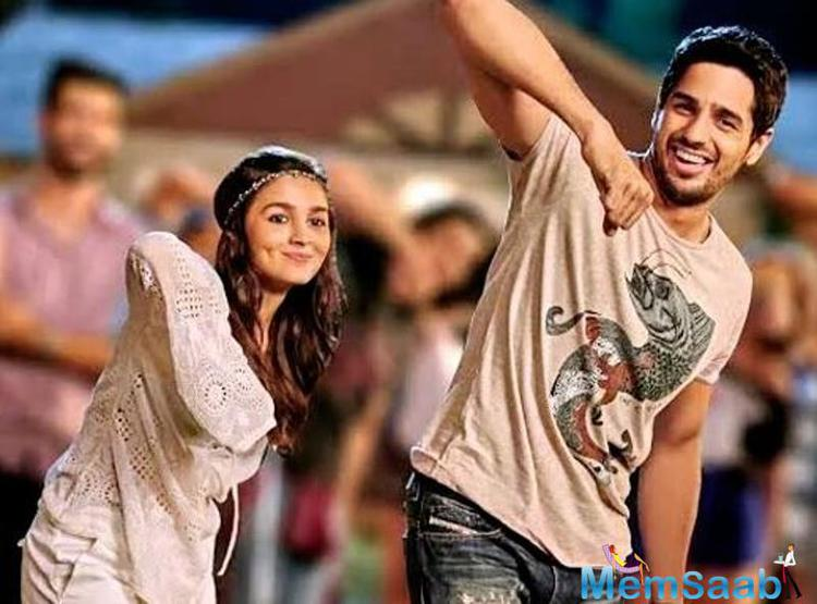 The Karan Johar production brought Alia Bhatt and Sidharth together for the second time after 'Student of the year'.
