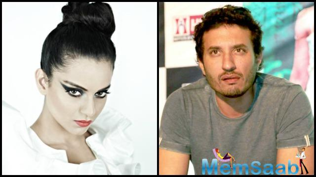 Reportedly Bollywood queen Kangana Ranaut will not be doing Homi Adajania's next film primarily due to date issues.